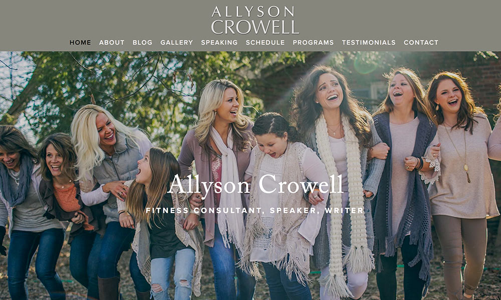 allyson crowell